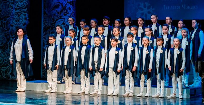 <h2>«Da Piccantori» </h2>Вокально-хоровой ансамбль